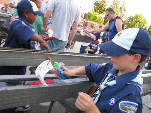 Public Experiences Cub Scout Pack 402 Sacramento
