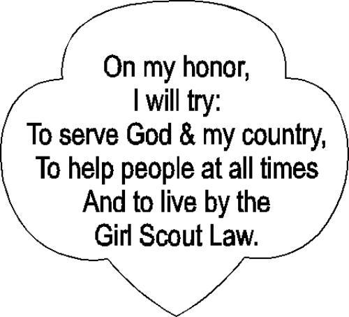 Public Promise Law Etc Girl Scout Troop 2067 San Tan