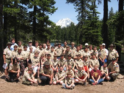 boy scout troop 544 gresham oregon homepage