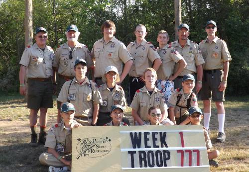 boy scout troop 777 illinois