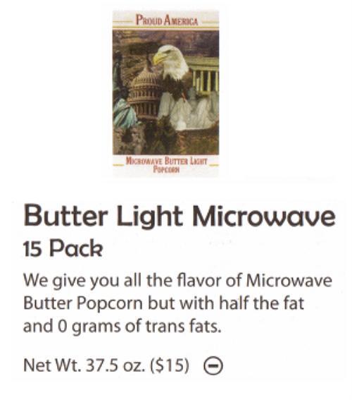 Butter Light