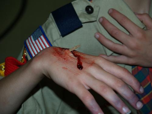 JUNIOR FIRST AID BADGE $2.00 #61309 Girl Scout badges, awards, and ...