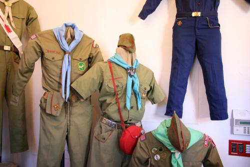 History of the boy scout uniform — pic 6