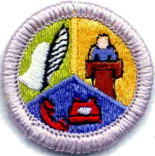 public eagle merit badges