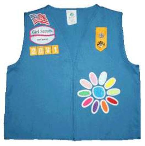 public daisy prep   girl scout service unit 83