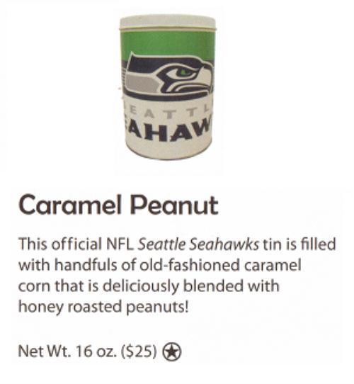 Caramel Peanut