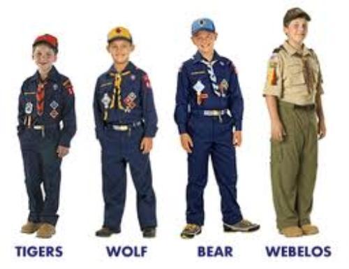 public uniforms   cub scout pack 735 richmond virginia