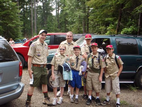 boy scout troop 528 wilsonville oregon homepage