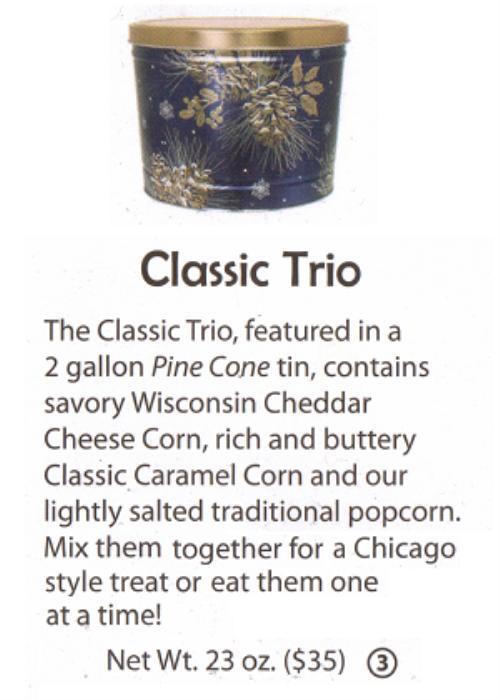 Classic Trio