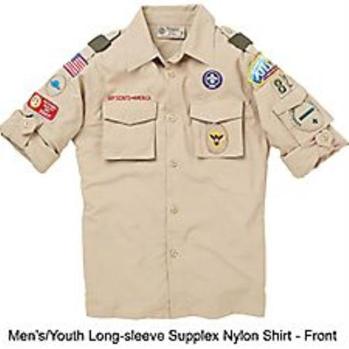 What Is The Boy Scout Patch Placement? - Eastern BSA