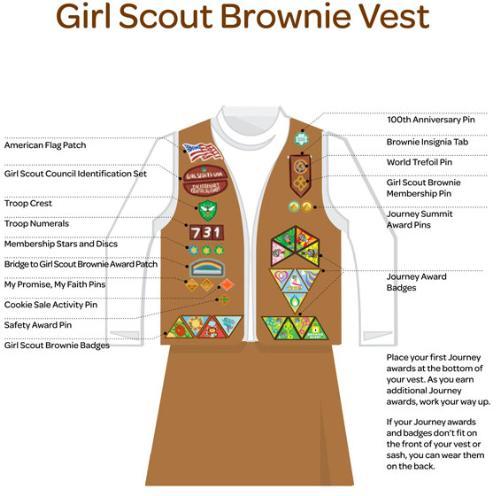 Girl Scout Troop 38002 (Hamburg