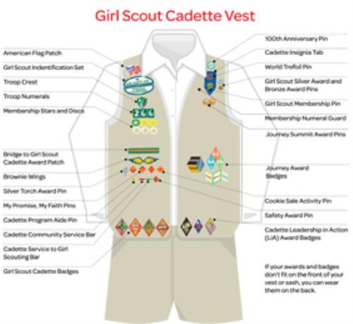 public uniform   girl scout troop 15119 houston texas