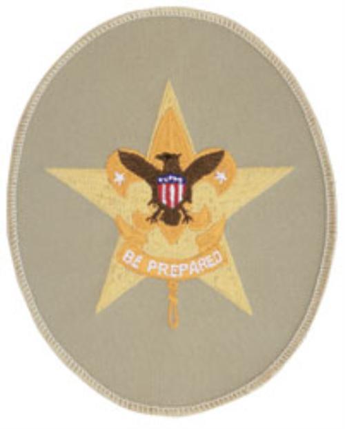 Senior patrol leader handbook #32501
