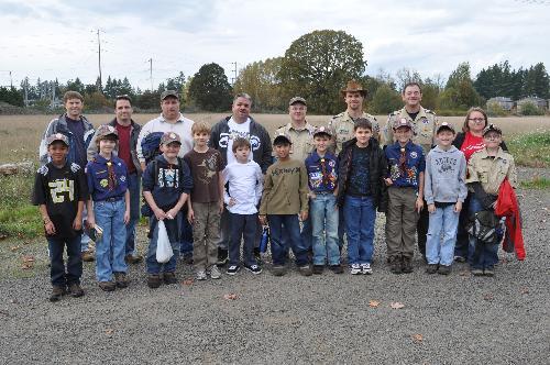 public our activities cub scout pack 260 hillsboro oregon