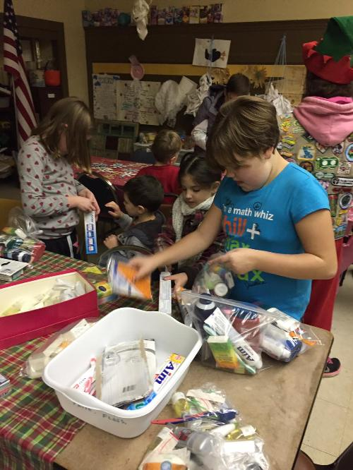 Peters Township Food Pantry