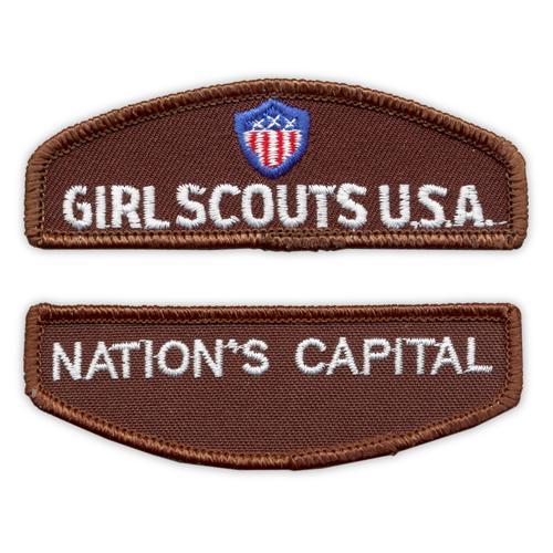 public brownie uniform   girl scout troop 453 peoria