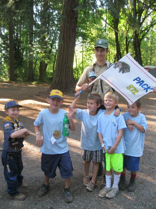 cub scout pack 874 scholls oregon homepage